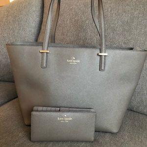 Kate Spade Cedar Street Bag and Wallet